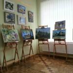 Картины Художников Портала на 22 Международном Гуцульском фестивале