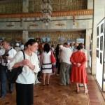 Выставка в Ивано-Франковске,гости выставки