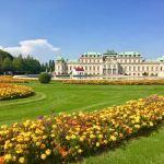 Вена.Австрия.Бельведер6