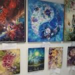 Персональная выставка Анны Стешенко,живопись