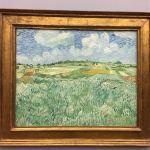 Картина-Ван Гог-Vincent van Gogh Ebene bei Auvers, 1890
