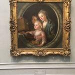 Картина-Ван Лу-1764г, художник