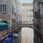 Венеция,художник Тьерри Дюваль