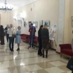 Фото-Выставка картин на Съезде Судей-организаторы Портал и партнеры