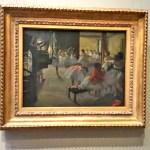 Картина-Дега, Dance class 1873 г.
