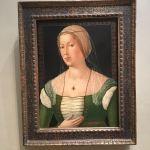 Джироламо ди Бенвенуто. Портрет молодой женщины. ок.1508г.