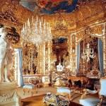 Фото-заказать картину-интерьер-Замок Нойшванштайн-Тронный зал