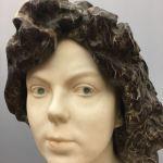 Скульптура-Клингер Макс. Эльза Асеньефф. 1900
