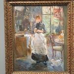 Моризо Берта,1886 г.,картина