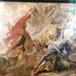 Картина-Рубенс,наброски,этюды.