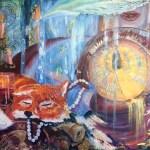 Картины художников - Шёпот, холст, масло, Татьяна Золотухина