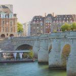 La vedette du Pont-Neuf- заказать картину