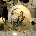 Репродукции известных картин на ёлочных игрушках-заказать картину, роспись-Пикассо