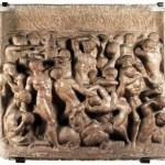 Картина-Битва Кентавров - Микеланджело