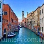 Фото-Венецианский пейзаж-заказать картину по фото6