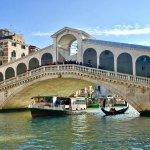 Заказать картину-Венеция-мосты-каналы