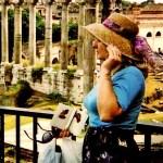 Фото-Римский Форум, 1996 г.