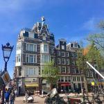 Фото-Городской пейзаж-Амстердам1