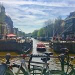 Фото-Городской пейзаж-Амстердам2
