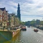 Фото-Городской пейзаж-Амстердам3