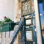 Фото-Жилая дверь
