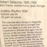 Робер Делоне (описание) - орфизм