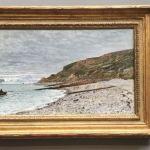 Клод Моне-пейзажи маслом-картина
