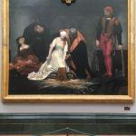 Деларош-Казнь леди Джейн Грей, 1834