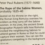 Рубенс,описание