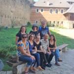 Команда в стенах Хотинской крепости