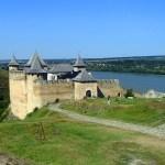 Хотинская крепость.- одно из 7 чудес Украины-Заказать картину