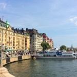 Набережные Стокгольма