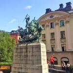 Памятники,скульптуры-Стокгольм12