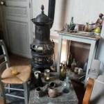 Интерьер дома П.Сезанна
