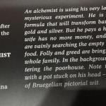 Описание 2.Выставка Питера Брейгеля Старшего.Вена...