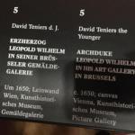 Музей истории искусств.Потолок-описание.Вена.Австрия