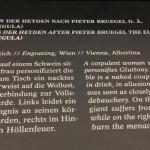 Выставка Питера Брейгеля Старшего.Вена1