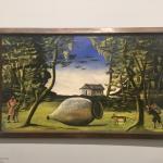 Художник Пиросмани, выставка в Альбертине- заказать картину - копию