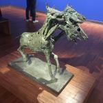 Скульптуры галереи Альбертина.