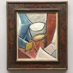 Пабло Пикассо - Великие художники галереи Альбертина, картины маслом