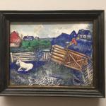 Марк Шагал-заказать картину-копию шедевра