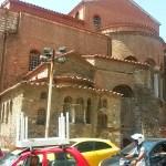 Нижний город .Салоники,Греция