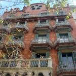 Архитектура Барселоны,заказать картину маслом1