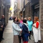 Архитектура Барселоны,экскурсия