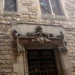 Архитектура Барселоны, барельефы,колонны,арки1