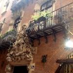 Архитектура Барселоны, заказать картину.