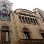 Архитектура Барселоны, заказать картину1