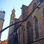 Архитектура каталонской Столицы-вечный огонь.