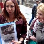 Архитектура каталонской Столицы 9-Гид Ольга рассказывает историю Барселоны