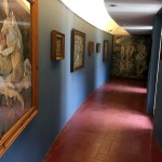 Выставка в музее Дали - Антони Пичот1